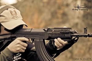 strelecký kurz, zážitok od armytrainingu.sk